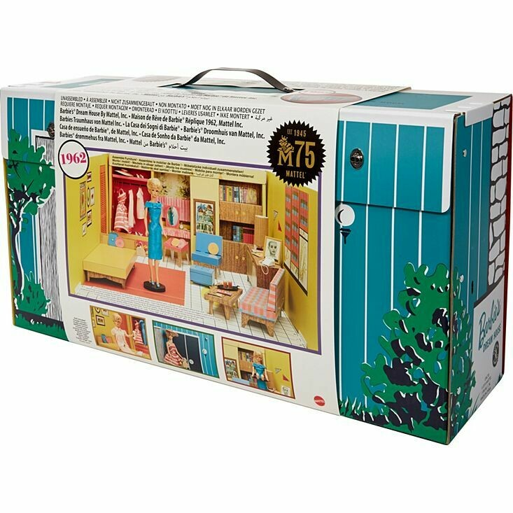 2020 Platinum Label: Barbie Dream House By Mattel, Inc. Doll, House and Accessories