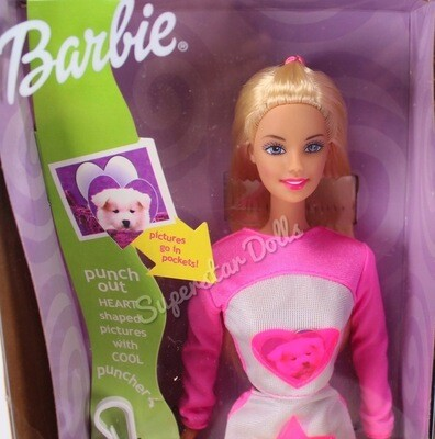 2000 Picture Pockets Barbie Doll