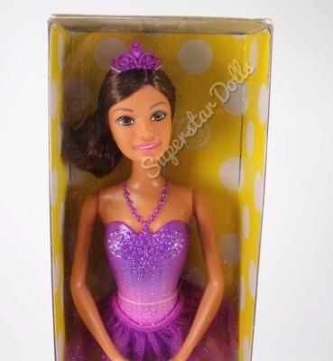 2016 Ballerina Barbie Doll