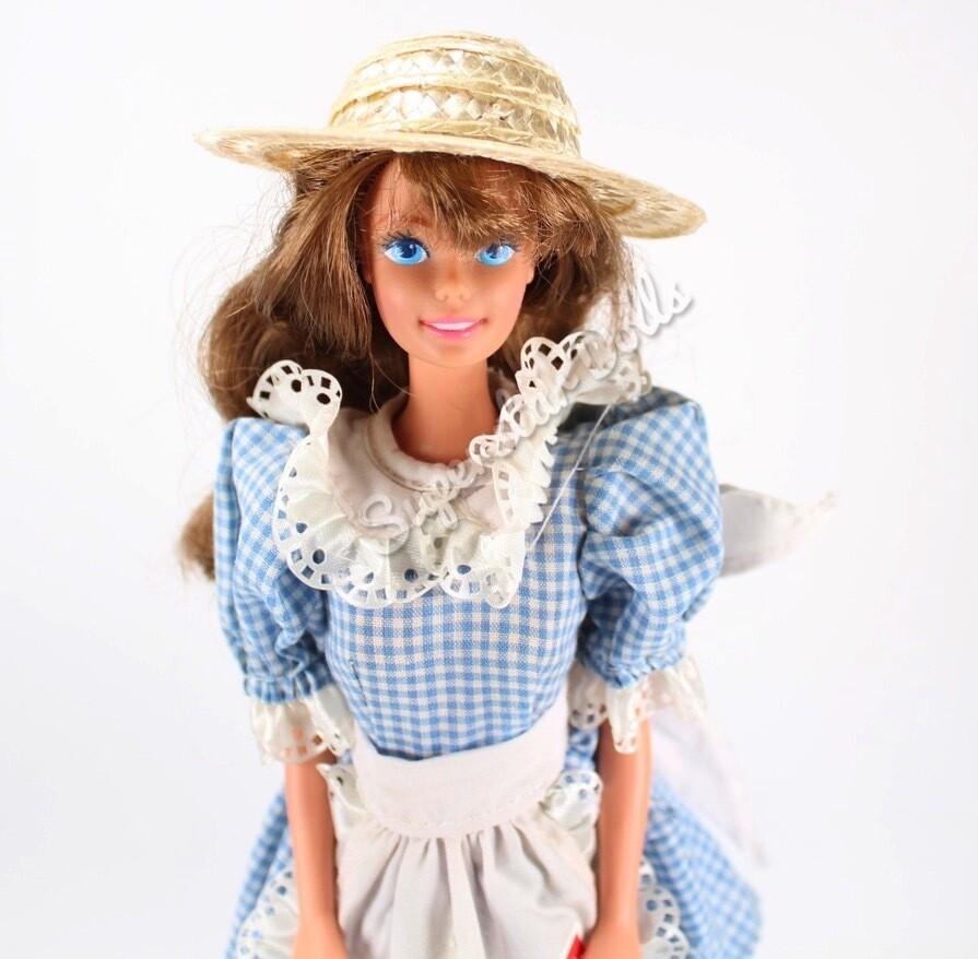 1992 Little Debbie DE-BOXED Barbie Doll