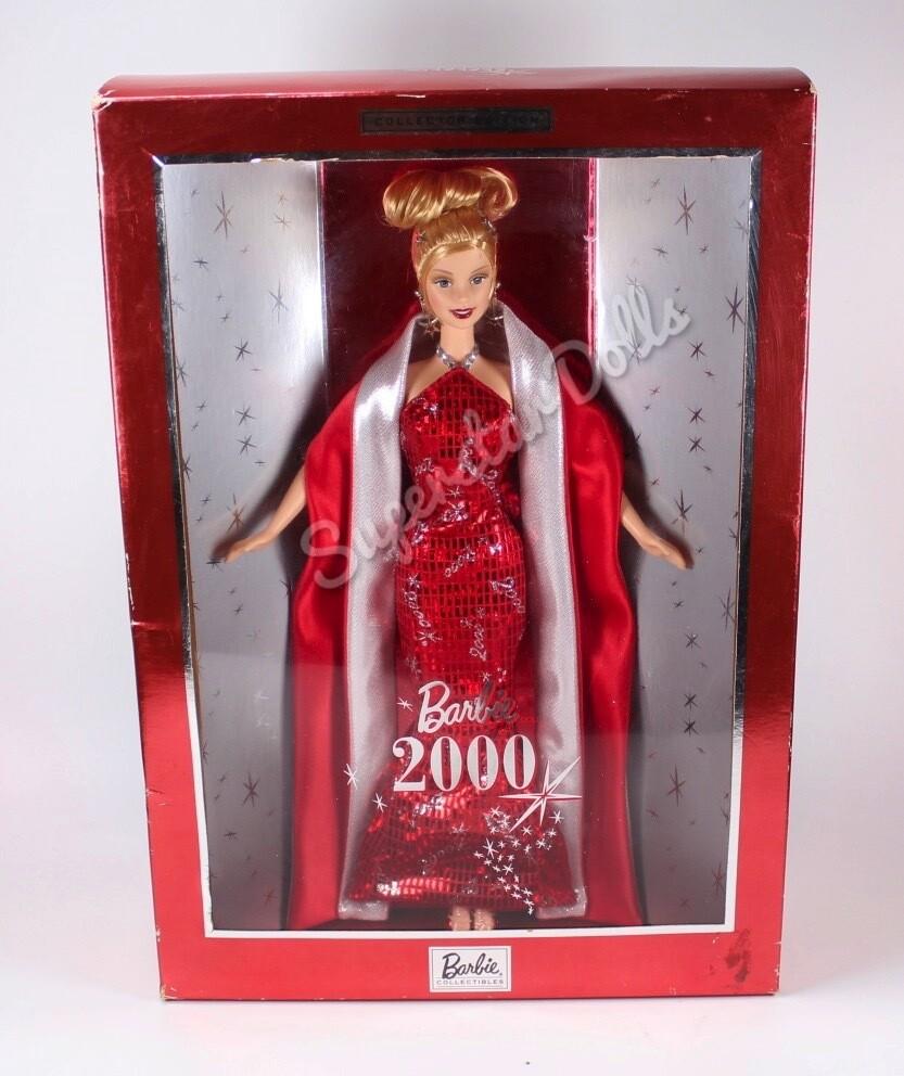 2000 Celebration Barbie Doll