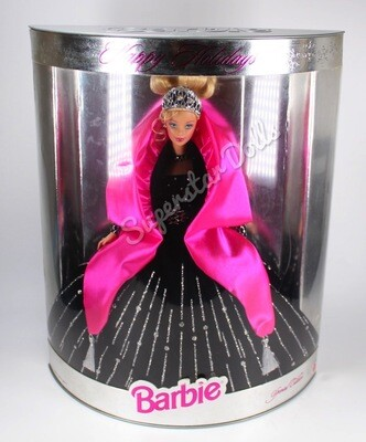 1998 Special Edition Happy Holidays Barbie Doll