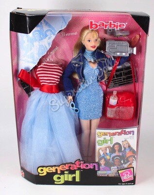 1998 Generation Girl Barbie Doll