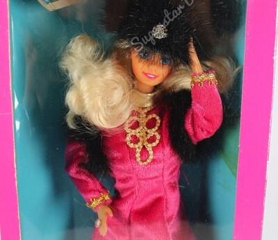 1988 Russian Barbie Doll NRFB