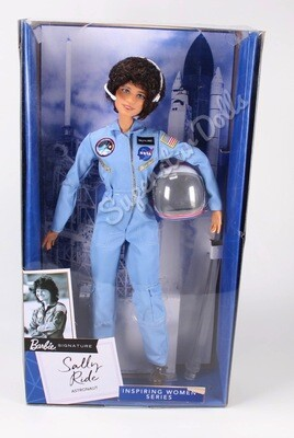 2019 Sally Ride Barbie Doll from the Inspiring Women Series