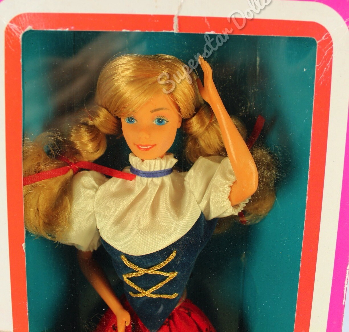 1983 Swiss Barbie Doll NRFB