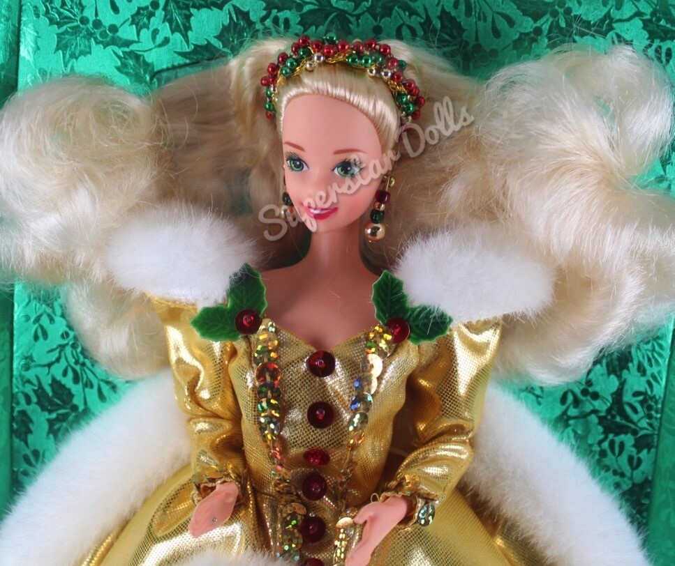 1994 Special Edition Happy Holidays Barbie Doll