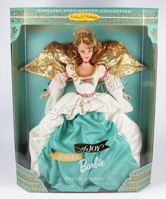 1998 Collector Edition Angel of Joy Barbie Doll