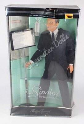 2000 Collector Edition: Frank Sinatra The Recording Years Barbie Doll