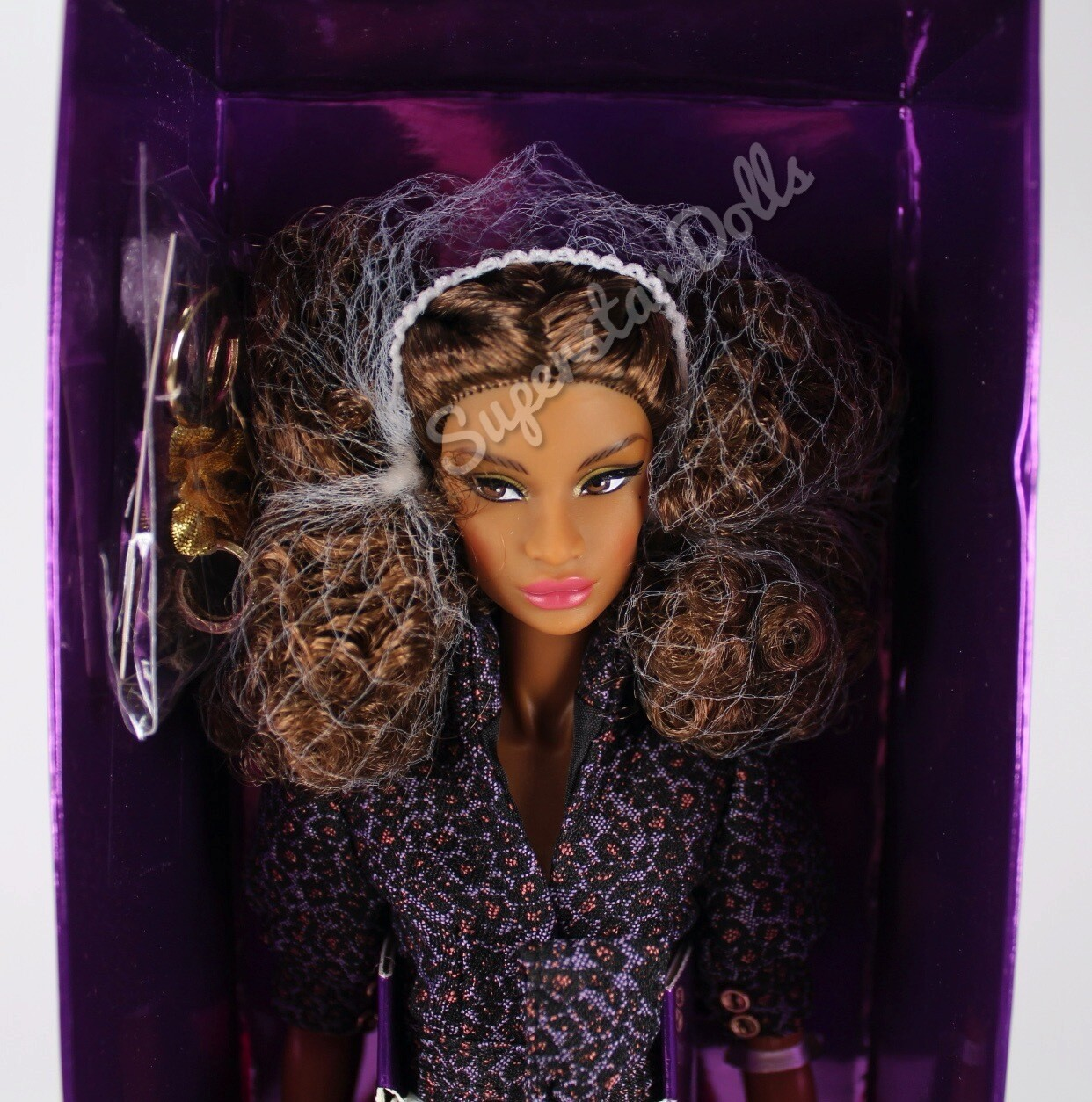 2020 Integrity Toys: The Industry Carry On Janay Dressed Doll