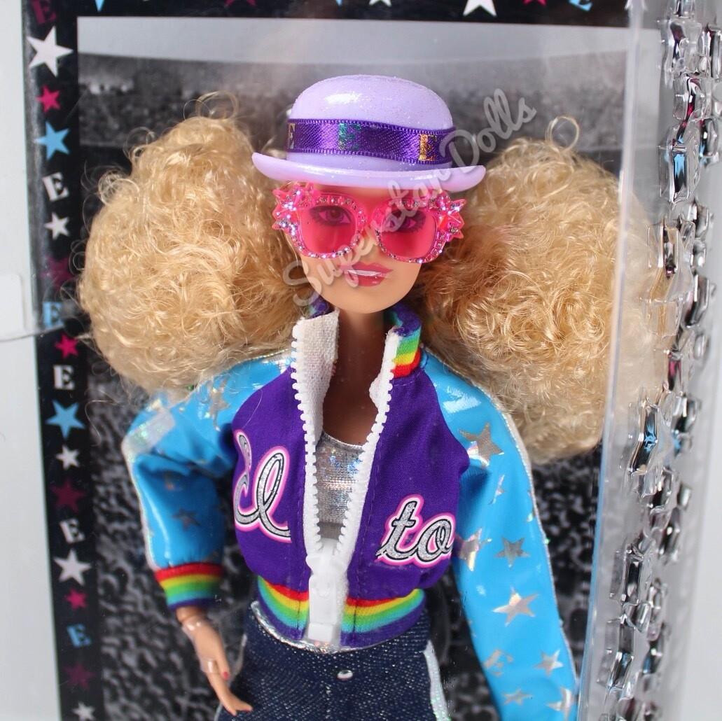 2020 Gold Label: Elton John Barbie Doll