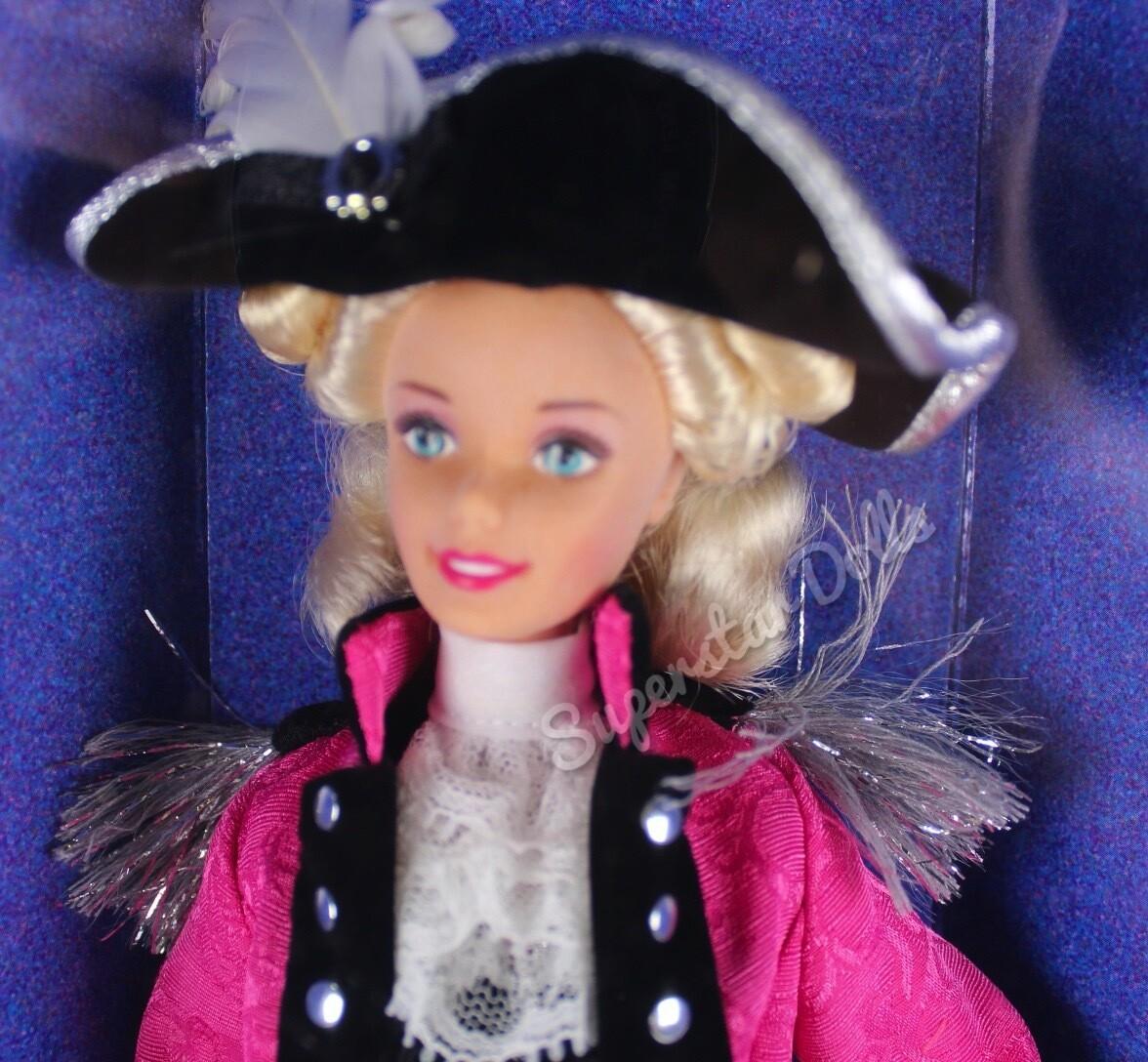 1996 Special Edition: George Washington Barbie Doll