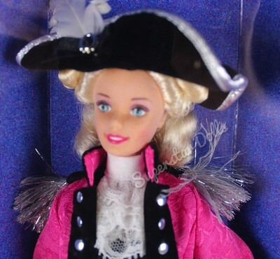 1996 Special Edition: George Washington Barbie Doll
