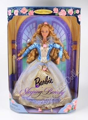 1997 Collector Edition: Barbie as Sleeping Beauty Doll