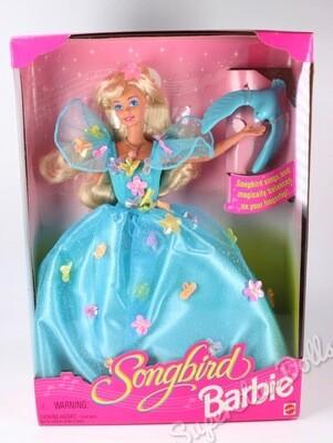 1995 Songbird Barbie Doll
