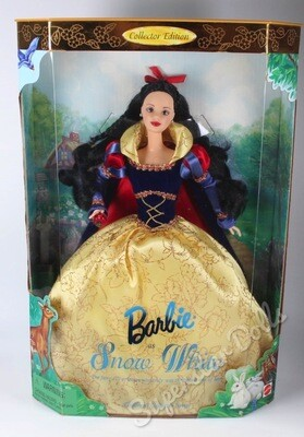 1998 Collector Edition: Barbie as Snow White Doll