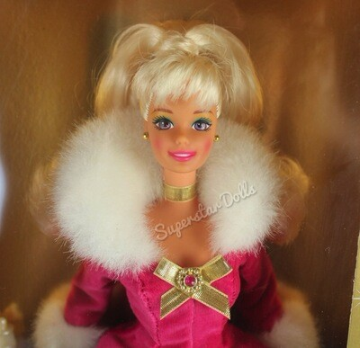 1996 Special Edition: Avon Winter Rhapsody Barbie Doll