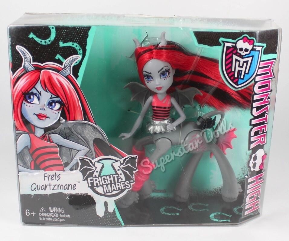 2014 Monster High Frets Quartzmane Doll