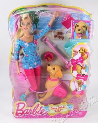 2013 Potty Trainin' Taffy Barbie Doll