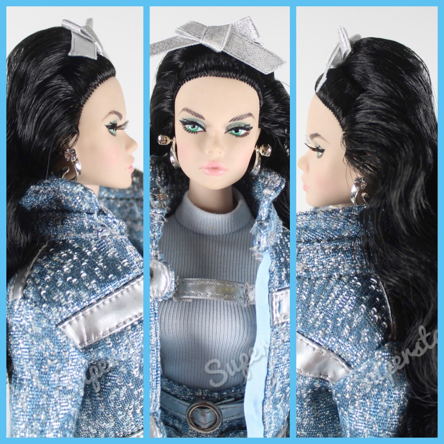 2018 Integrity Toys Luxe Life Convention : Chiller Thriller Poppy Parker DE-BOXED Dressed Doll