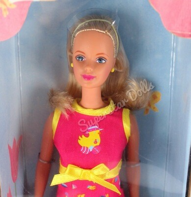 1999 Easter Treats Barbie Doll