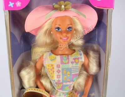 1997 Easter Style Barbie Doll