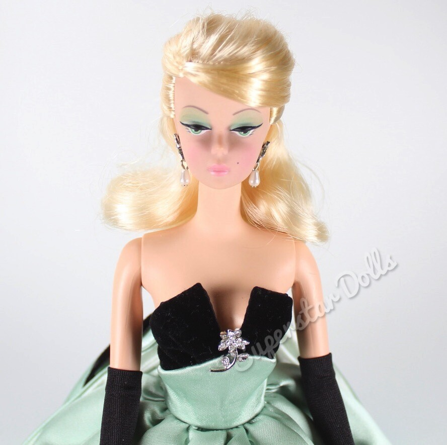 2000 Gold Label: Lisette DE-BOXED Silkstone Barbie Doll from the BFMC