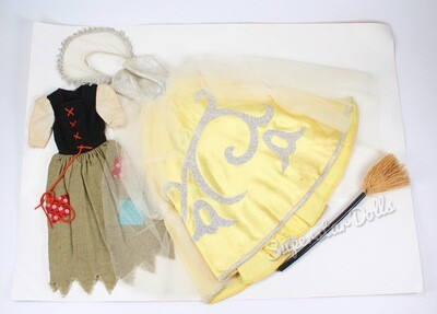 Vintage 1960's Cinderella #972 Barbie Doll Fashion SET