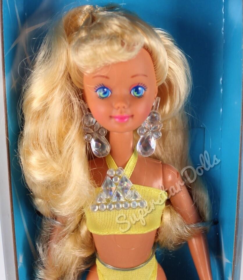 1993 Sun Jewel Skipper Barbie Doll