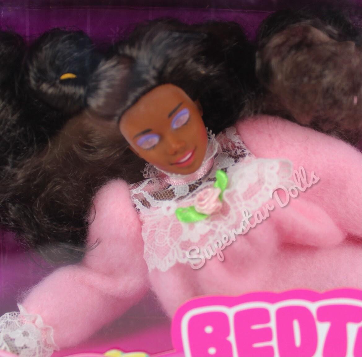 1993 Bedtime African American (AA) Barbie Doll