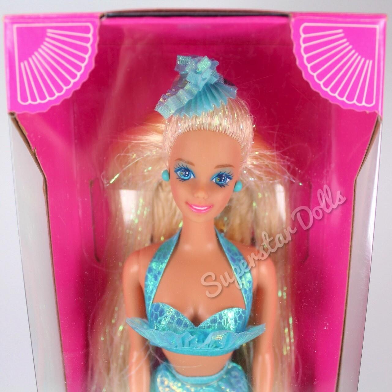 1991 Mermaid Barbie Doll