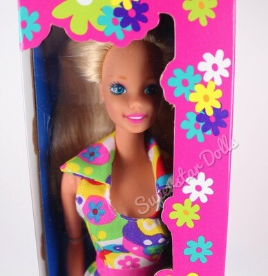 1993 Bali Barbie Doll