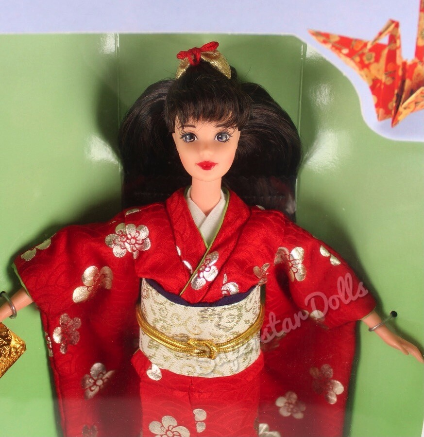 1995 Happy New Year Barbie Doll