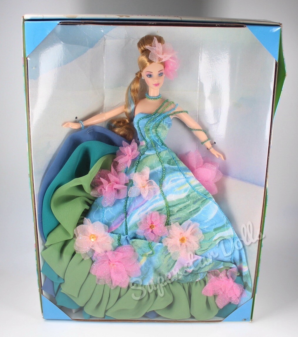 1997 Limited Edition: Water Lily Barbie Doll