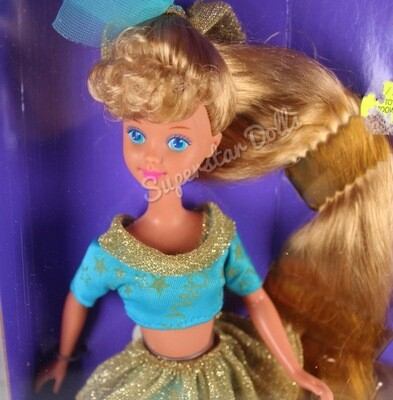 1992 Hollywood Hair Skipper Barbie Doll