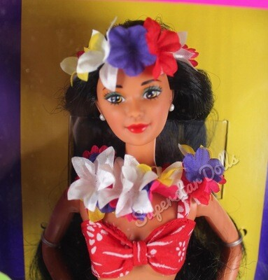 1994 Polynesian Barbie Doll from the Dolls of the World Collection
