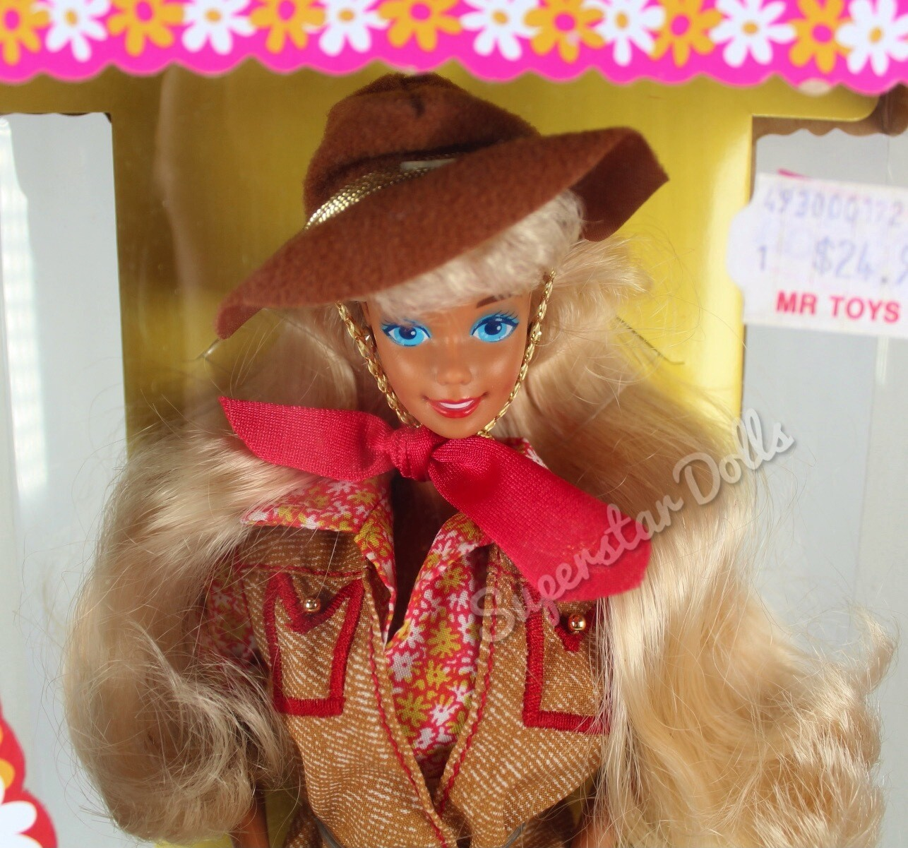 1992 Australian Barbie Doll from the Dolls of the World Collection