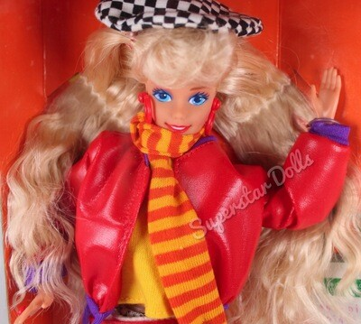 1991 United Colors of Benetton Barbie Doll