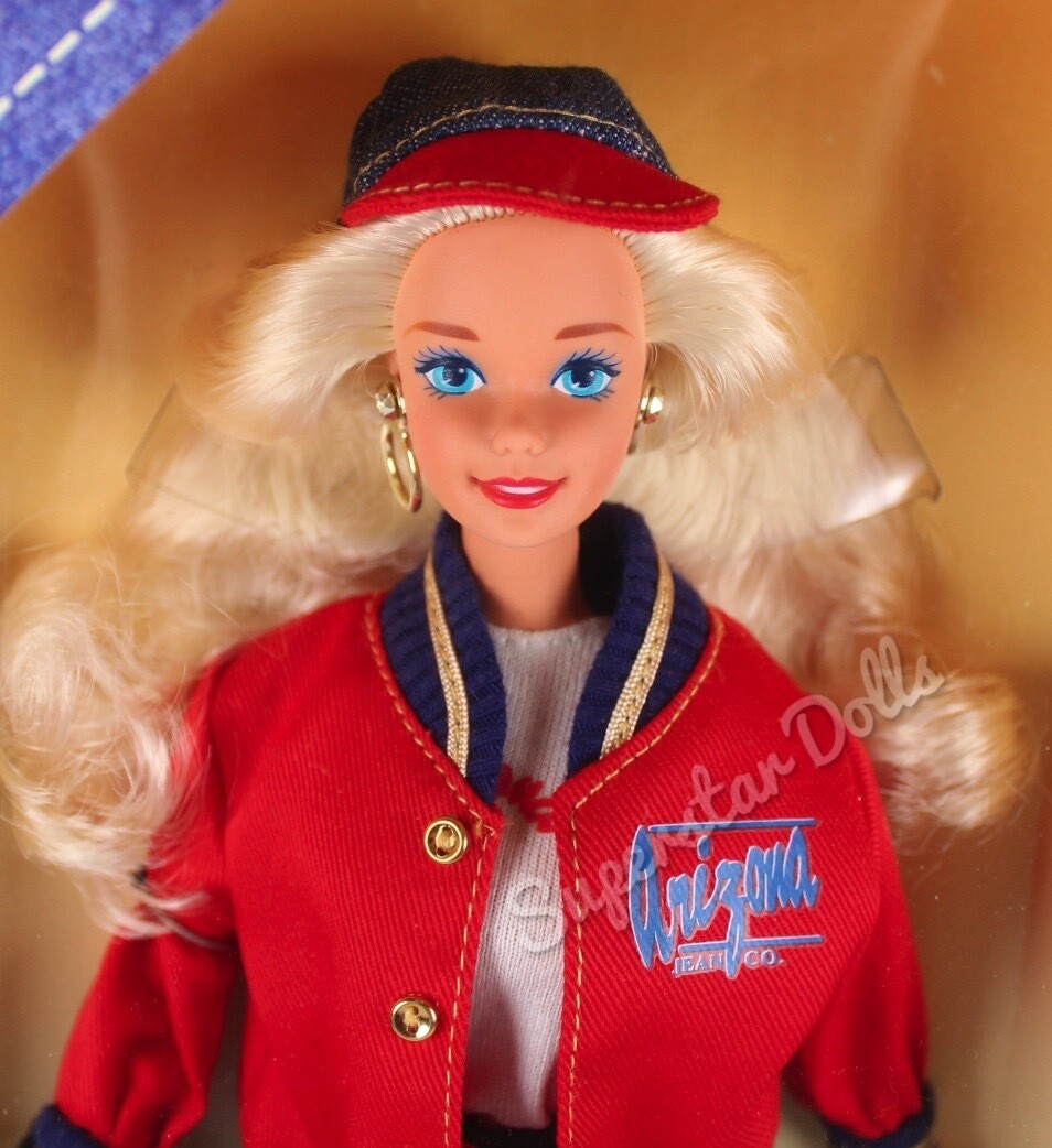 1995 Special Edition: Arizona Jeans Barbie Doll