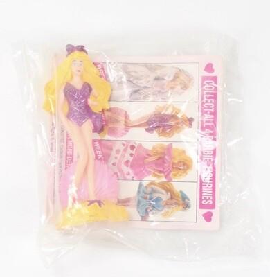 1993 Glitter Beach Barbie McDonalds Happy Meal Toy Figurine