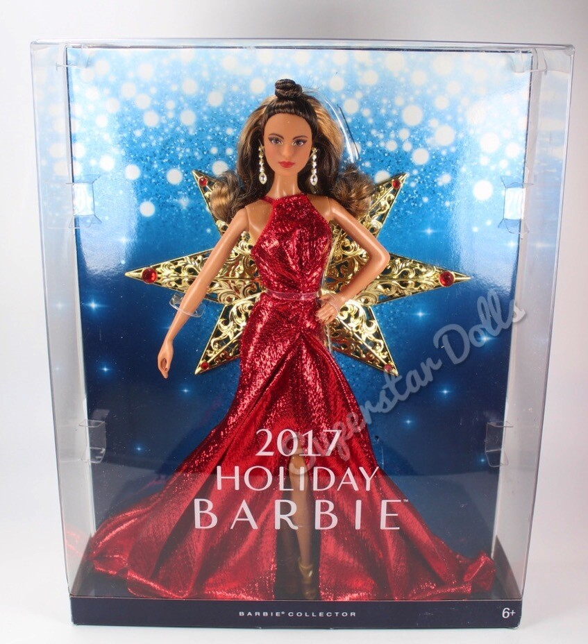 2017 Hispanic Holiday Barbie Doll