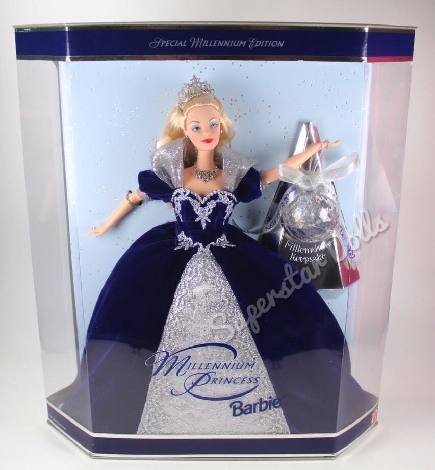 1999 Special Edition: Millennium Princess Barbie Doll