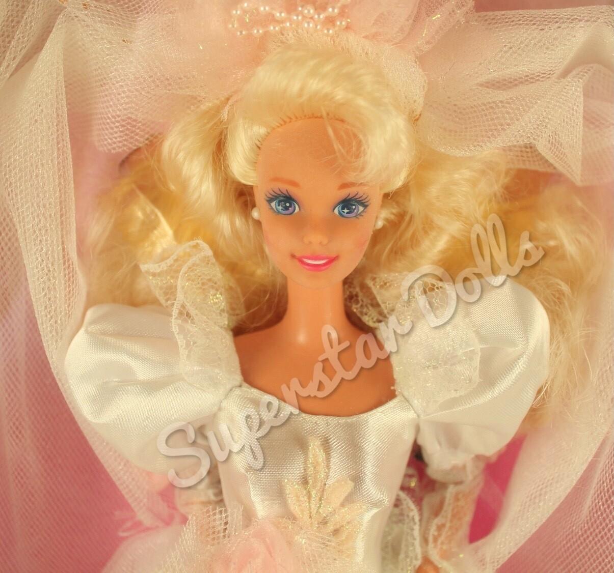 1992 Romantic Bride Barbie Doll