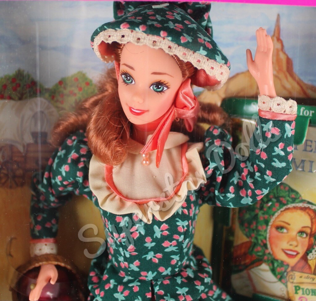 1994 Special Edition: Pioneer Barbie Doll from the American Stories Collection