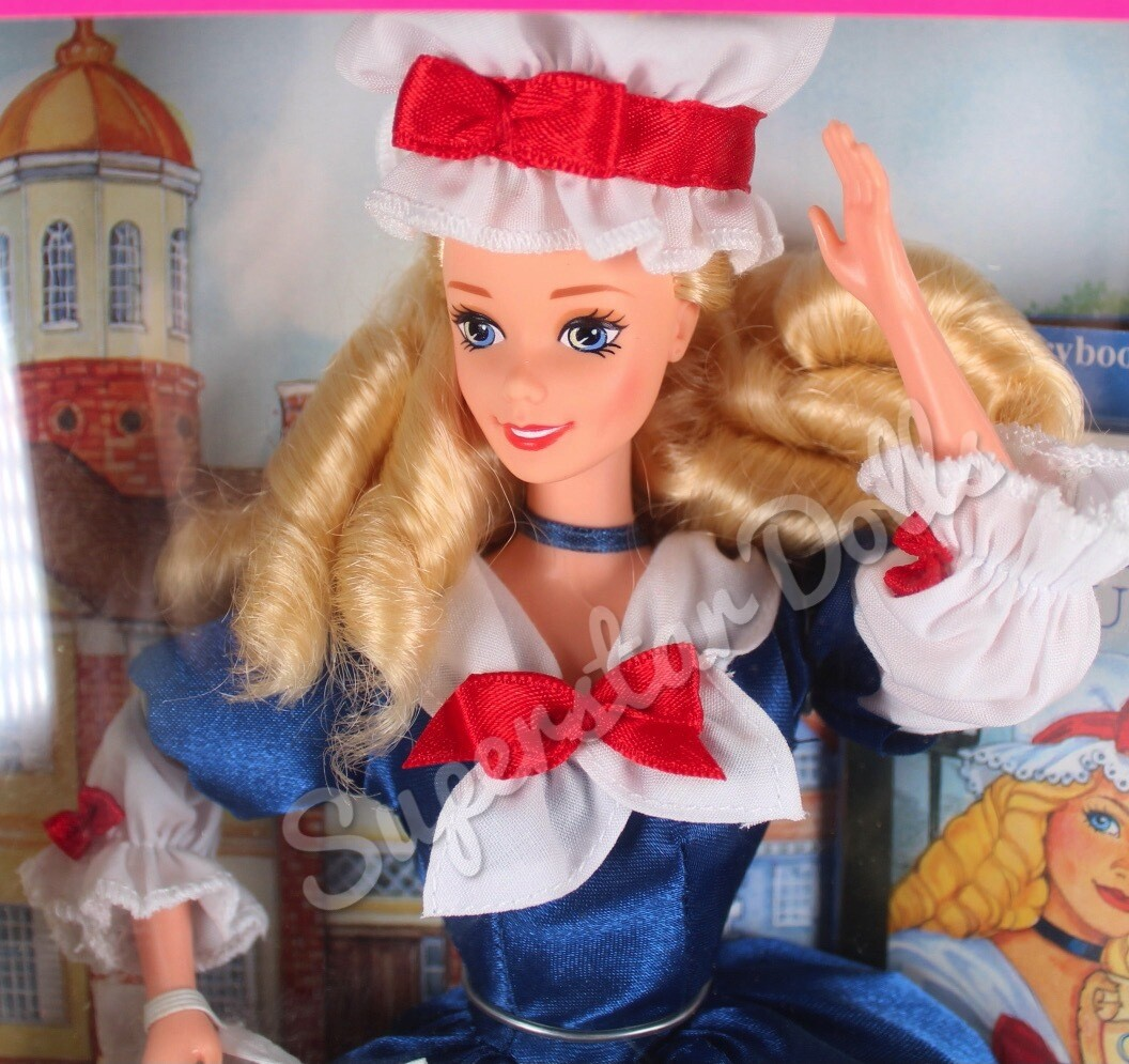 1994 Special Edition: Colonial Barbie Doll from the American Stories Collection