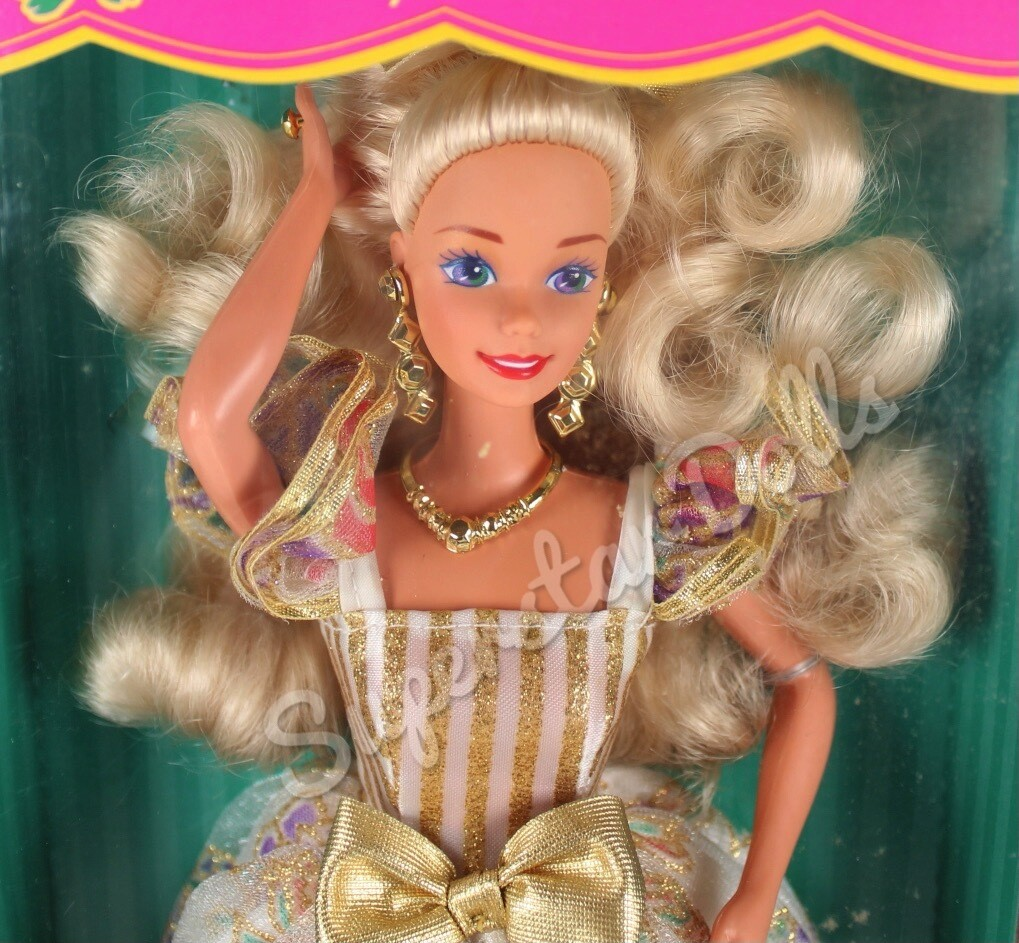 1994 Sears Special Edition: Ribbons & Roses Barbie Doll