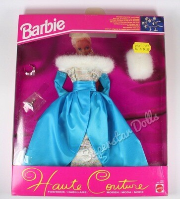 1993 Haute Couture Barbie Doll Fashion Pack #10769