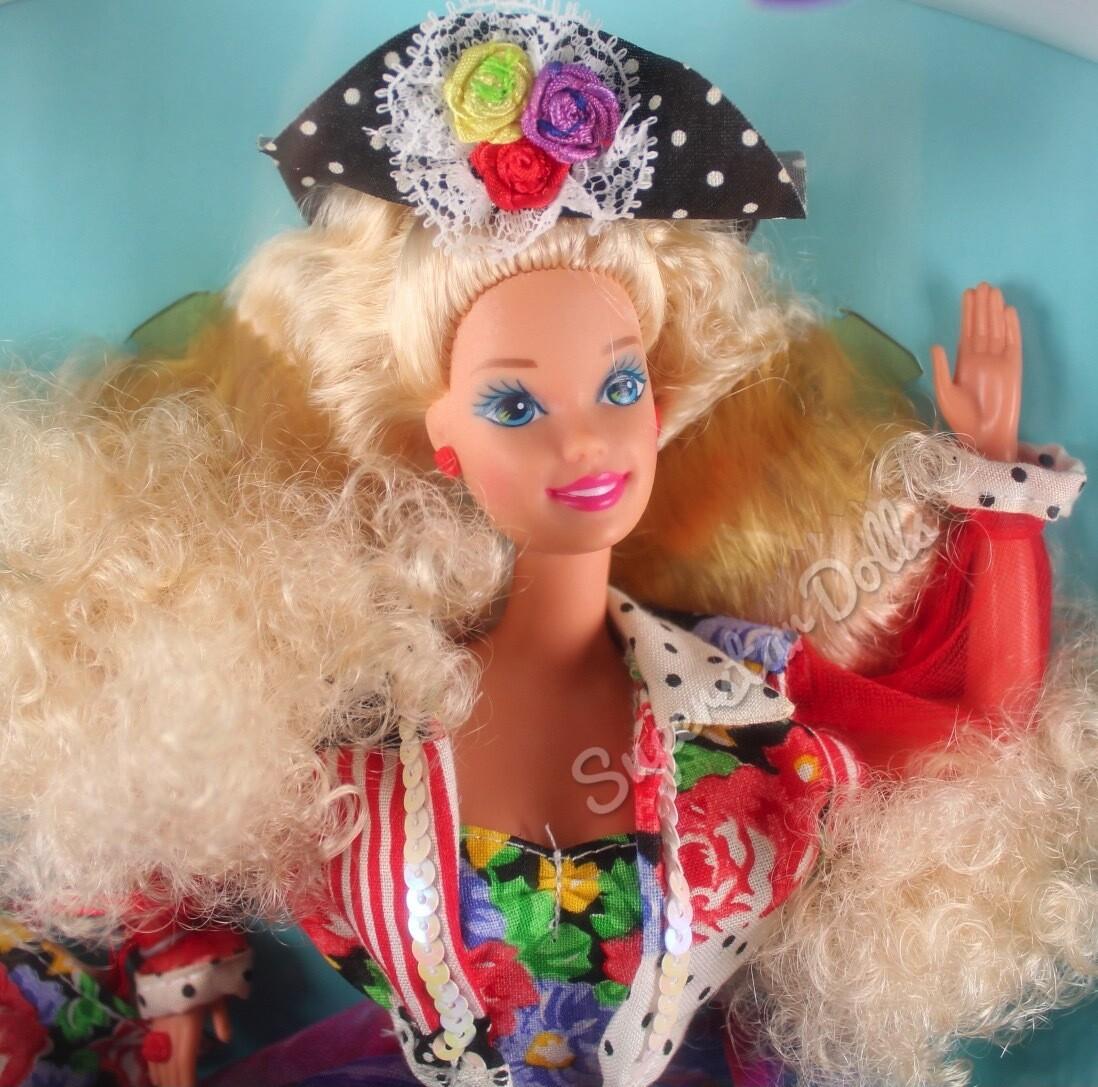 1991 Teen Talk Barbie Doll