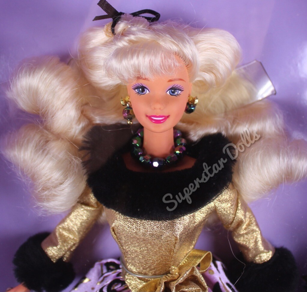 1996 Special Edition: Evening Majesty Barbie Doll