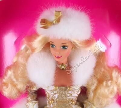 1995 Special Edition: Winter Fantasy Barbie Doll